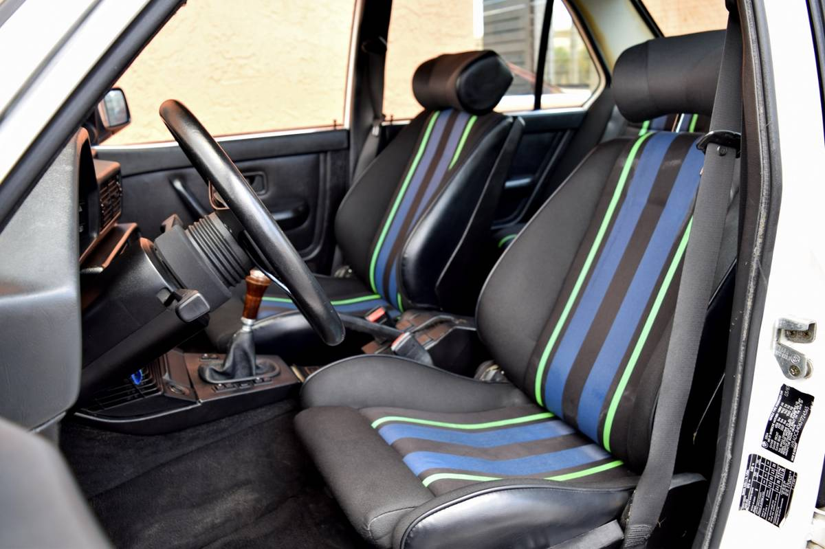 1988 BMW E28 535i Alpina conversion