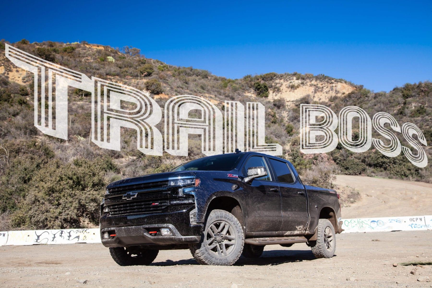 2019-Chevrolet-Silverado-Trail-Boss