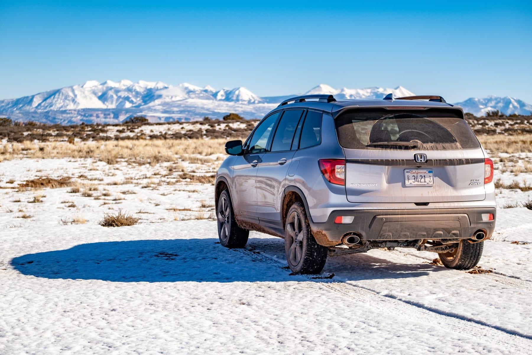 2019 Honda Passport Moab