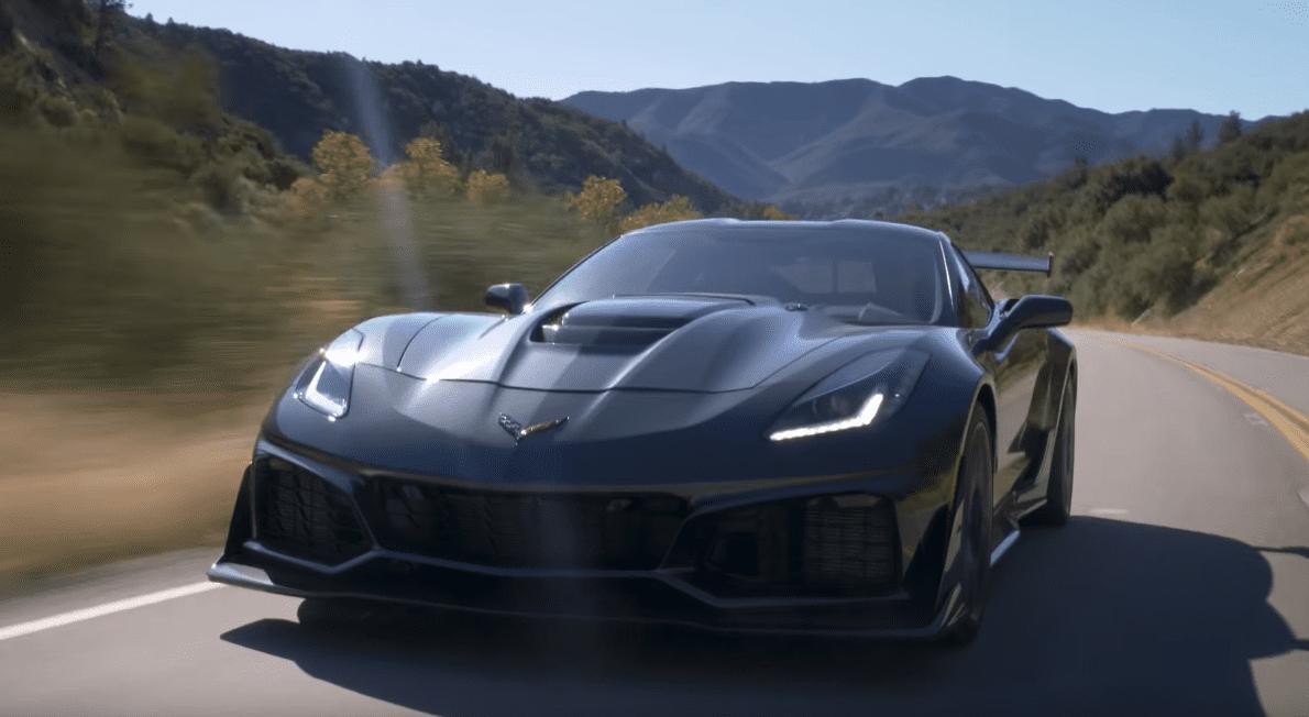 2019 Corvette ZR1 Everyday Driver