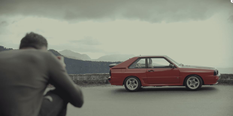 1984 Audi Sport Quattro Andre Lotterer