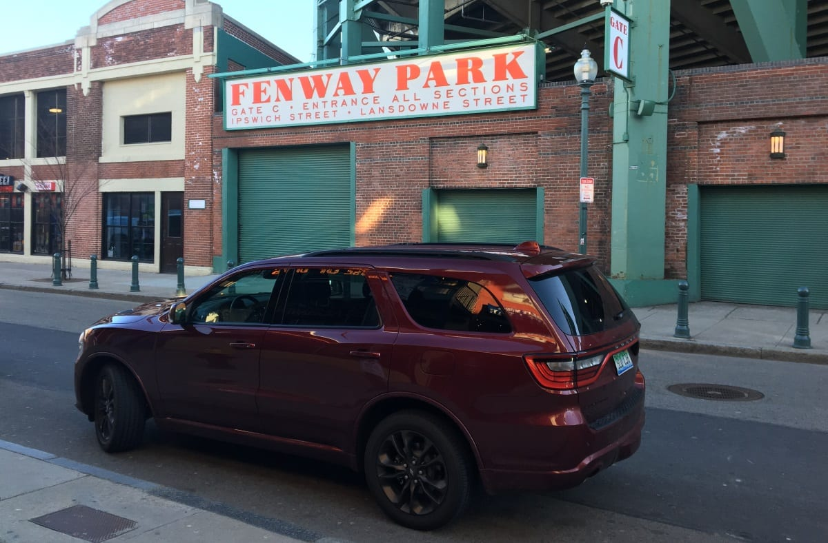 Road Trip Boston To Nyc In A 2019 Dodge Durango Gt Hooniverse