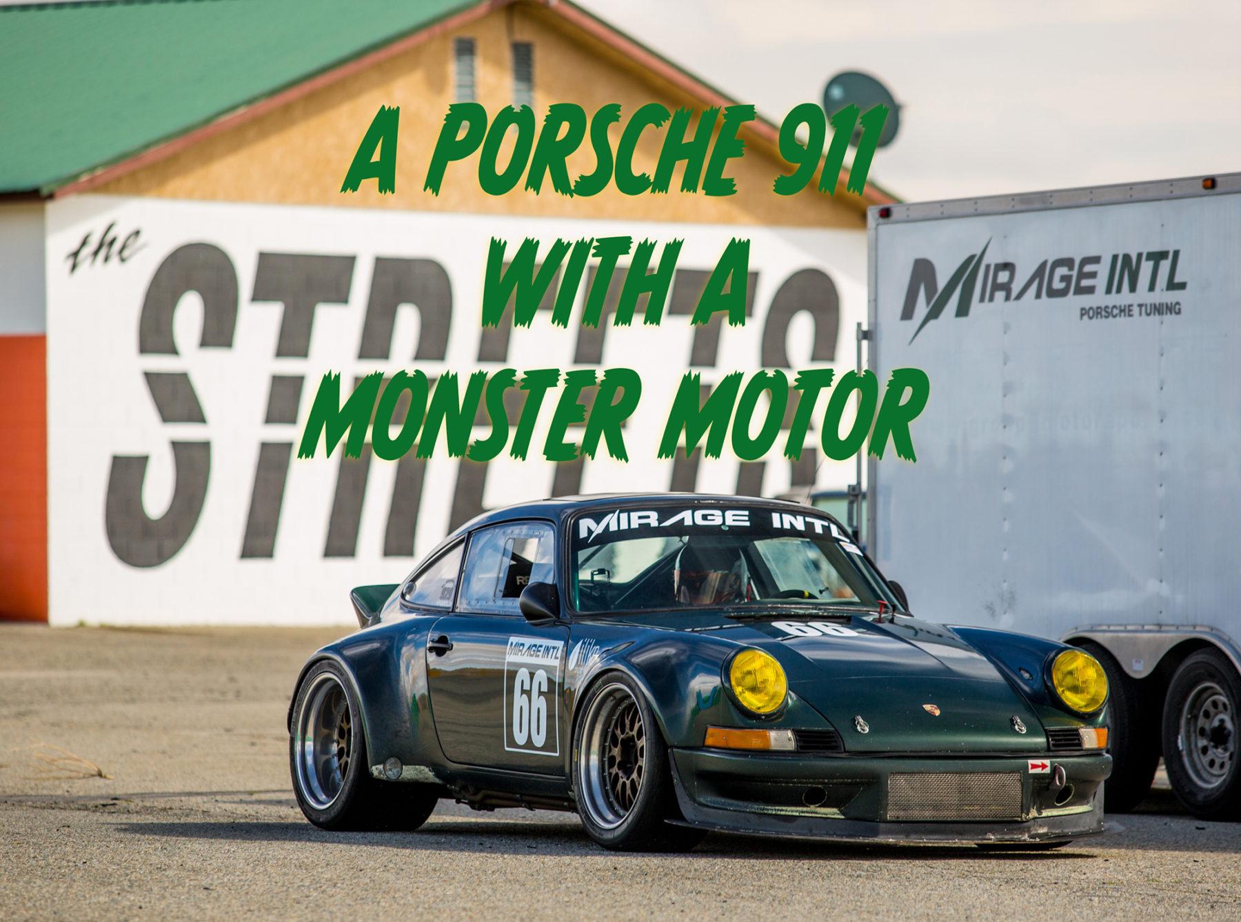 Mirage International Porsche 911