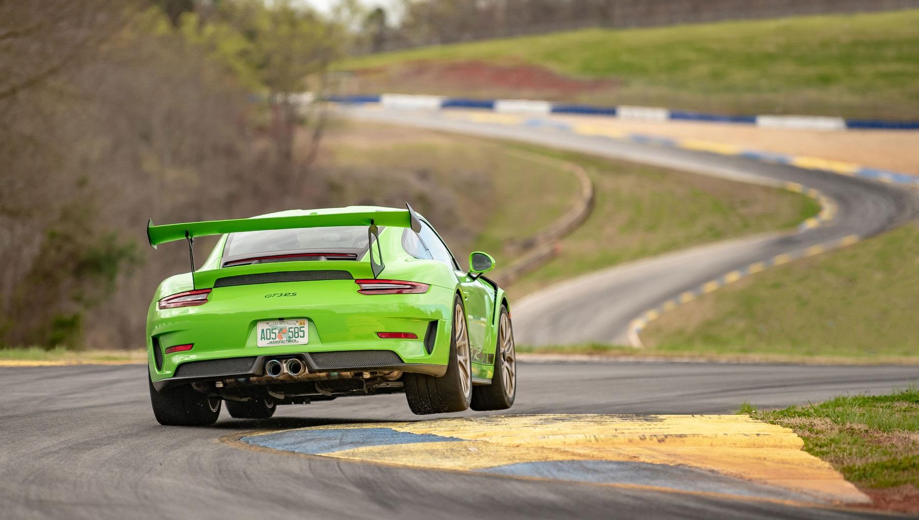 porsche 911 gt3 rs road atlanta