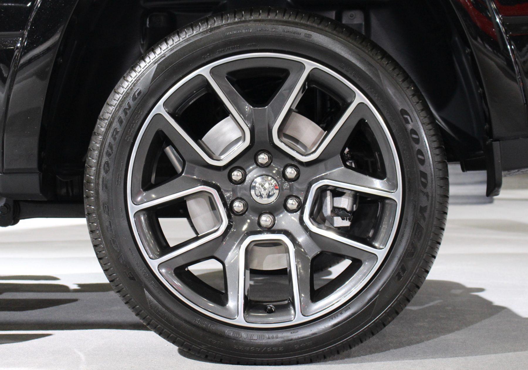 Ram 1500 wheel