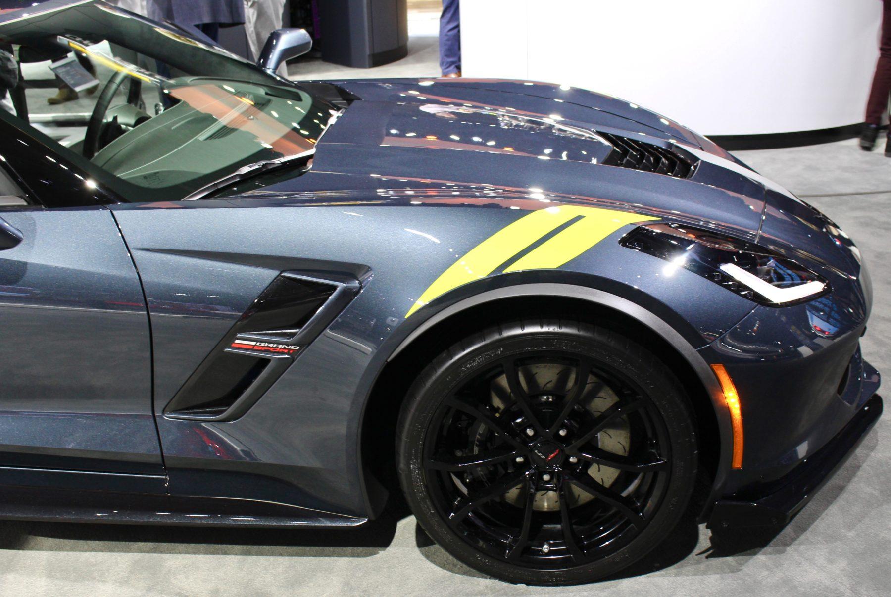 Chevrolet C7 Corvette Grand Sport
