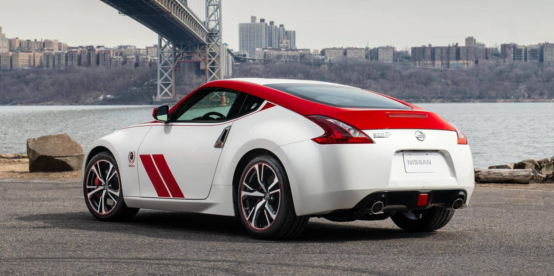 El 370Z es un verdadero ícono para Nissan, ha definido a su segmento durante el último medio siglo.