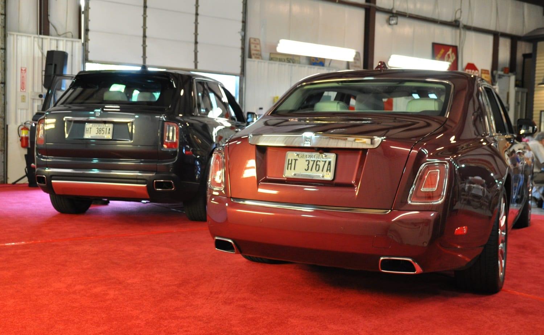 Quick Spin 2020 Rolls Royce Cullinan And Phantom Hooniverse