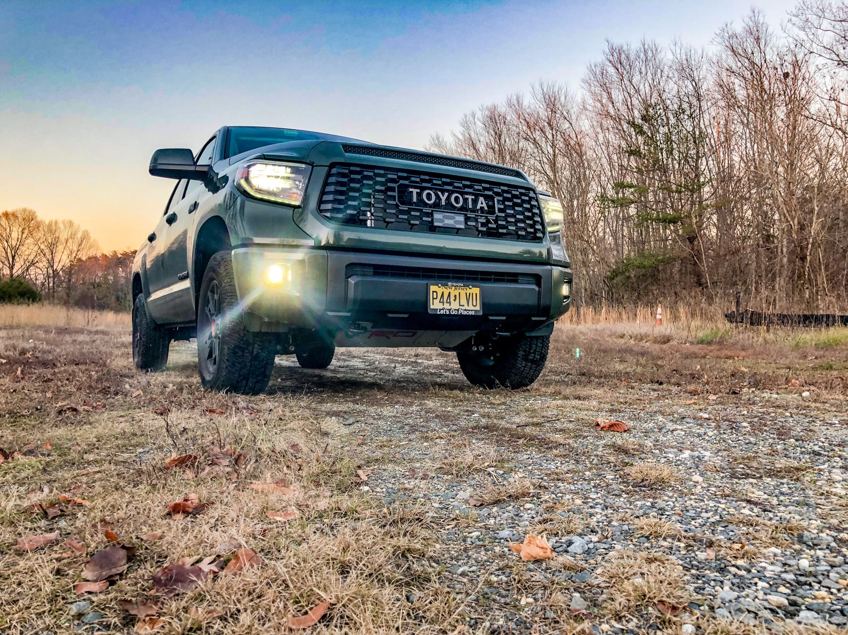 Review 2020 Toyota Tundra Trd Pro Crewmax Hooniverse
