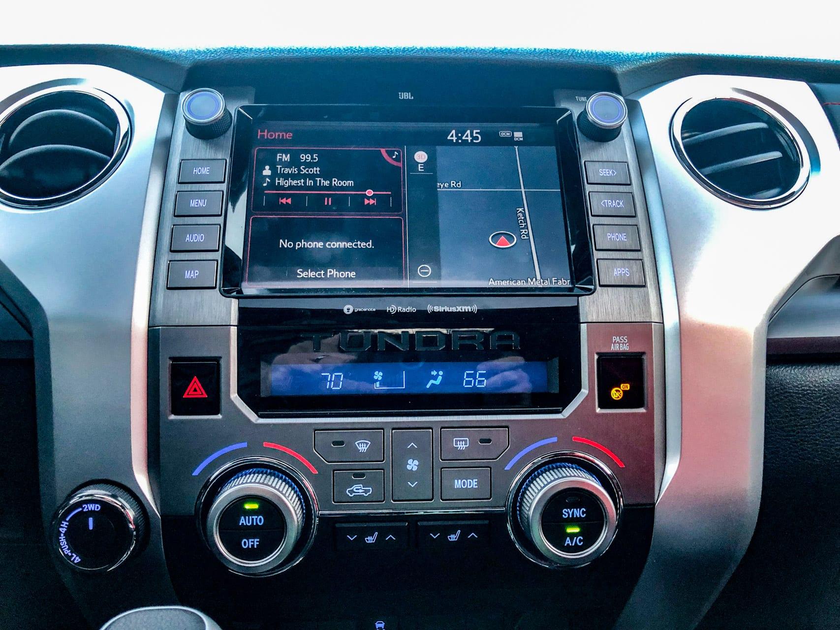 2020 Toyota Tundra TRD PRO CrewMax