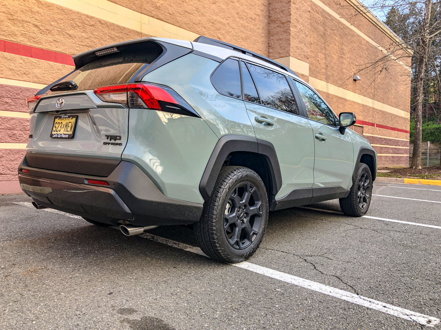 Is The 2020 Toyota Rav4 Trd Trd Y Enough Hooniverse