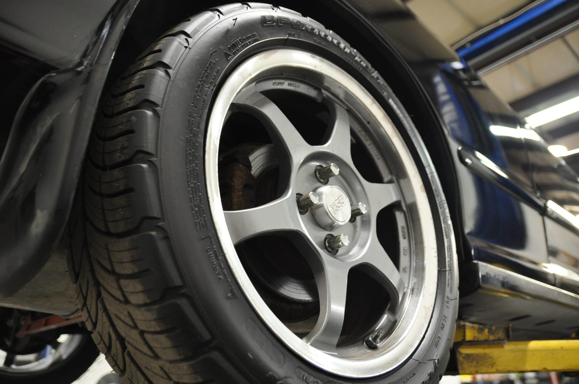 integra for sale ssr wheels