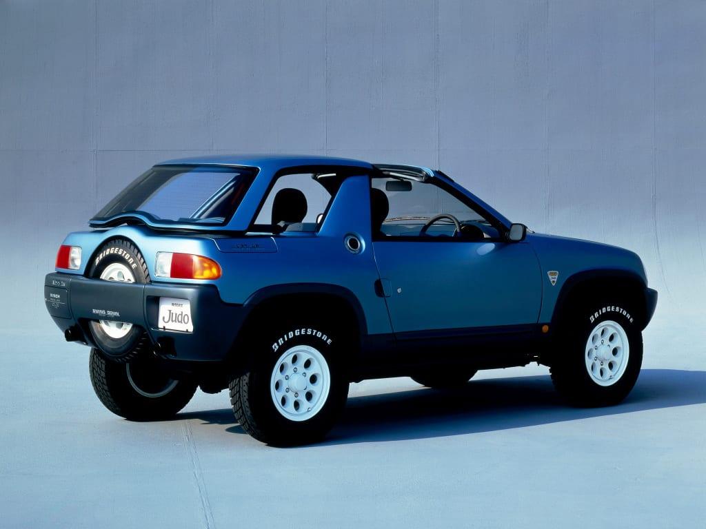 1987 Nissan Judo Concept
