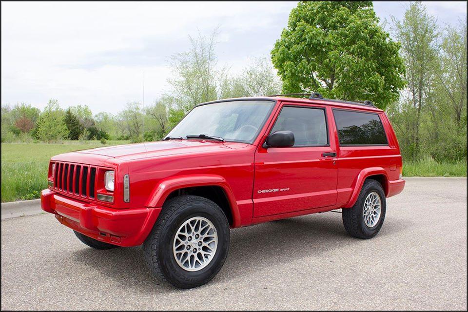 1999 Jeep Cherokee Sport