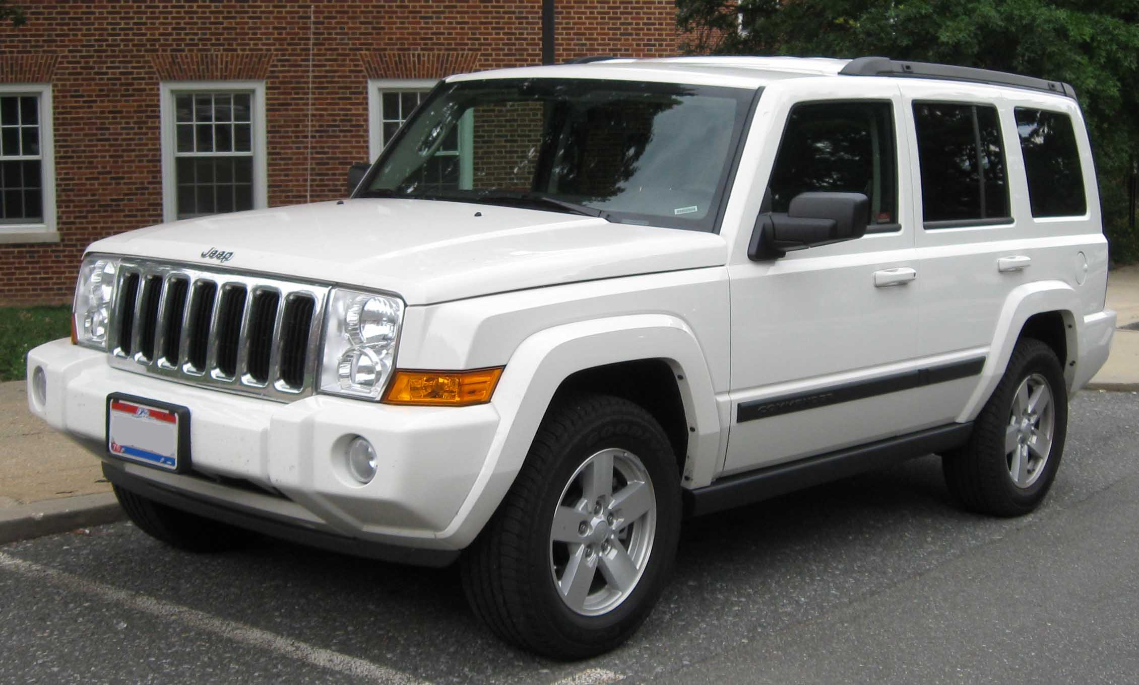 Jeep Commander. (source: Wikipedia)