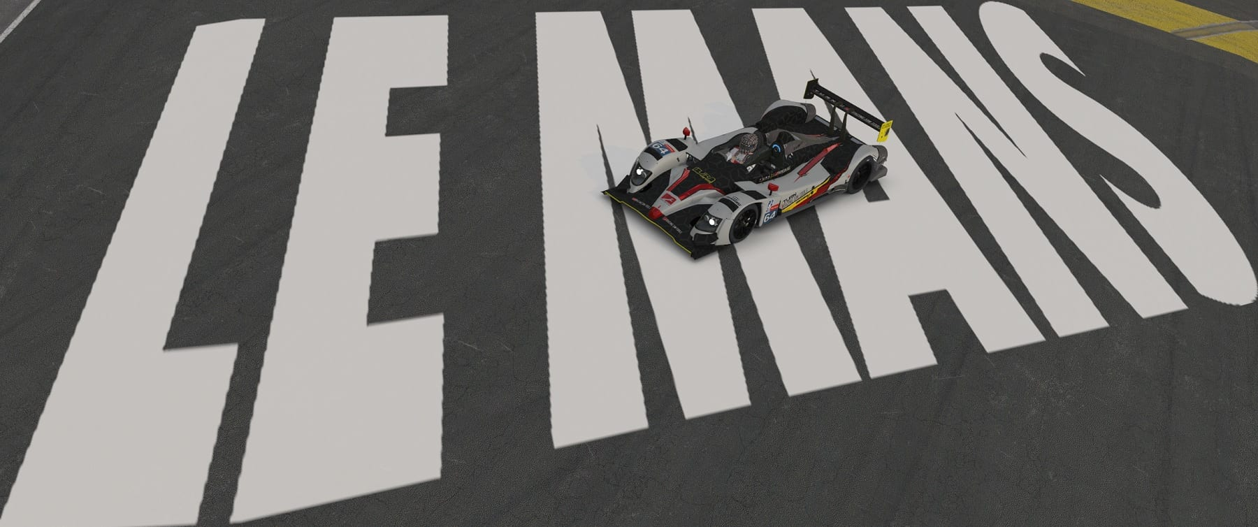 iracing le mans