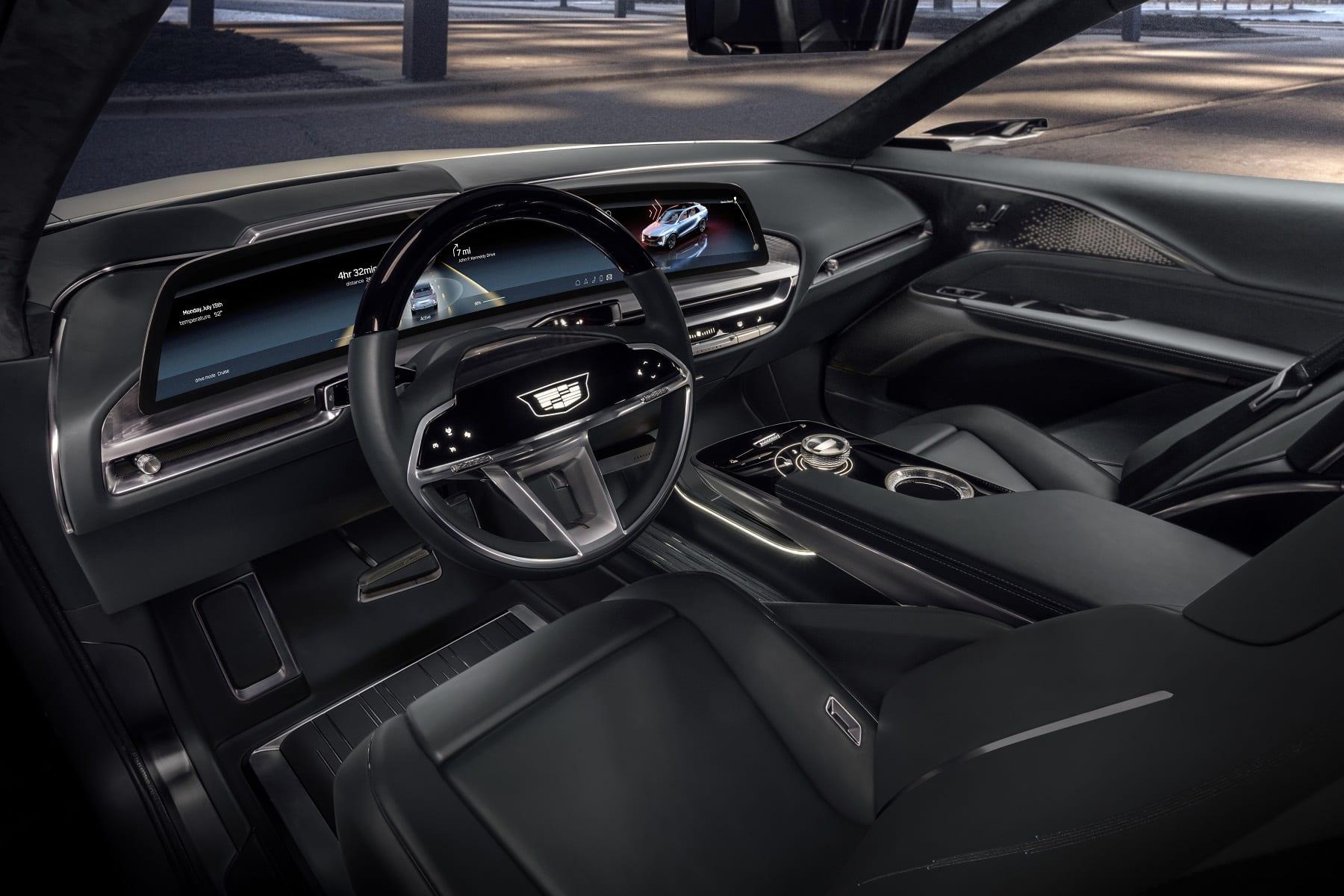 Cadillac LYRIQ'