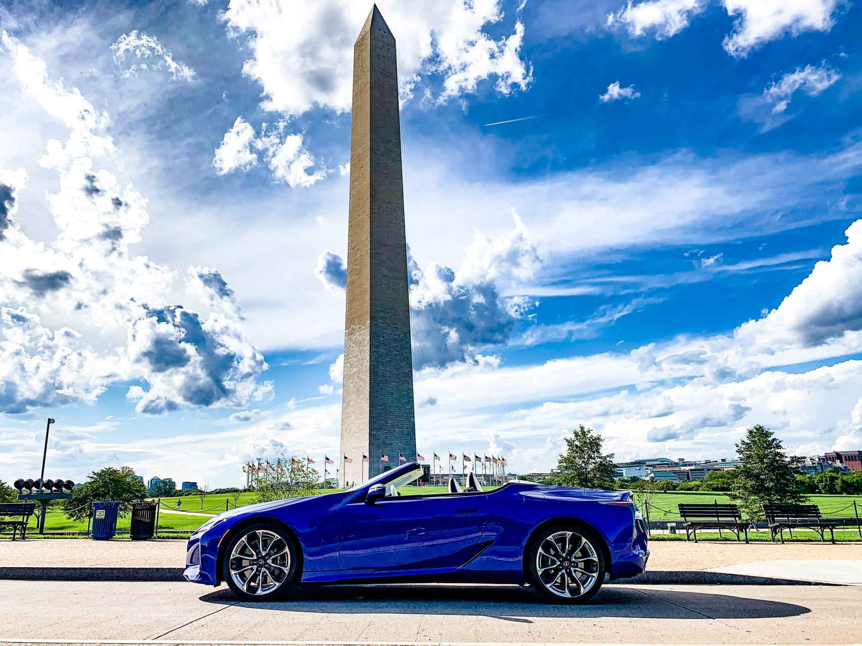 2021 Lexus LC 500 Convertible Inspiration Series
