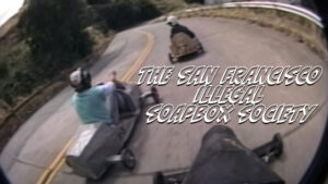 San Francisco and the Illegal Soapbox Society