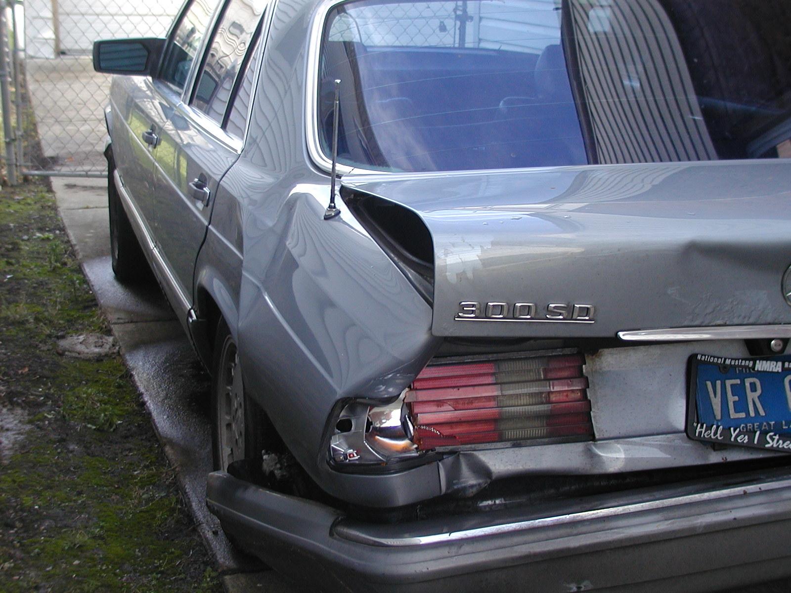 1983 Mercedes-Benz 300SD