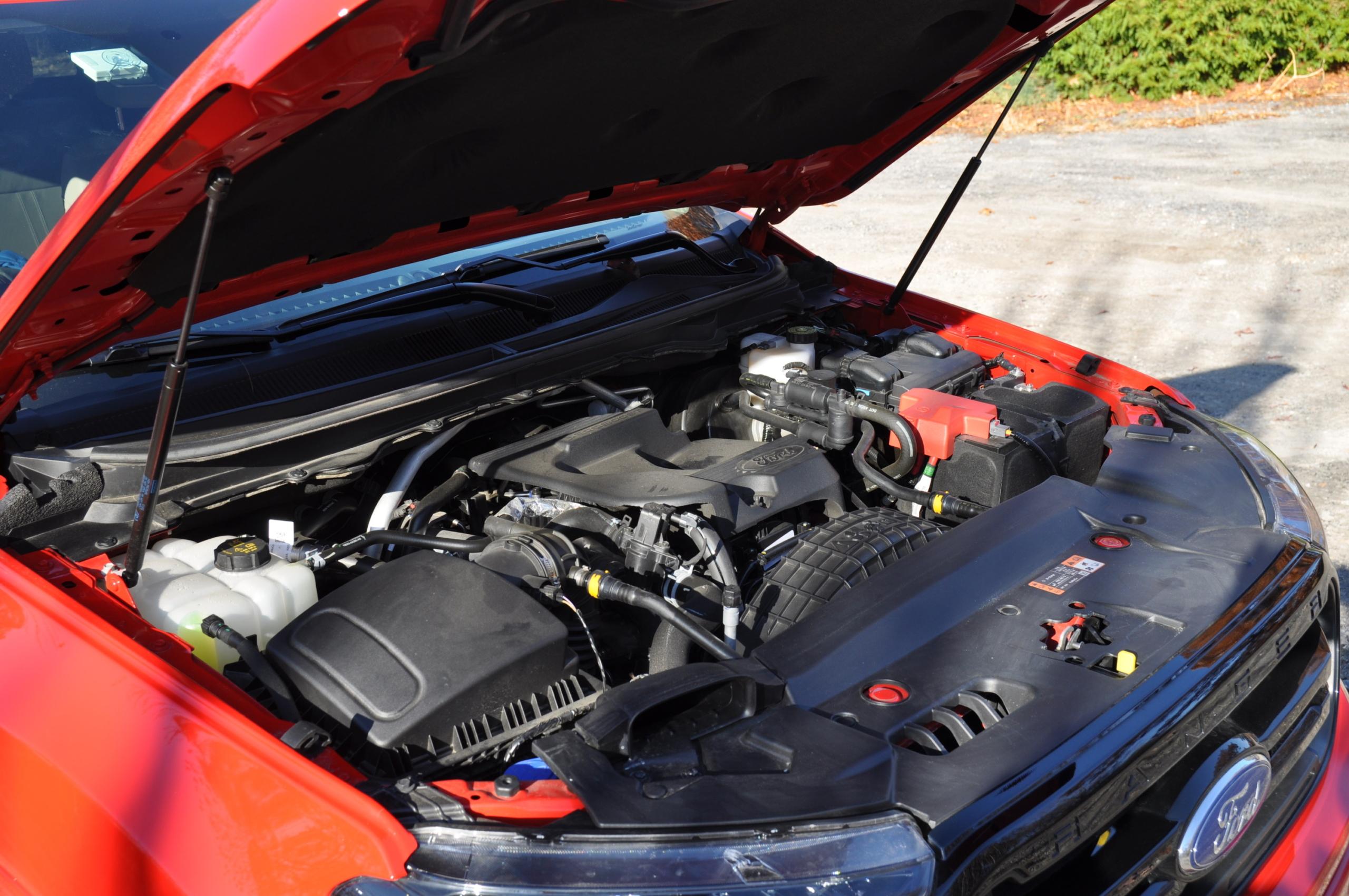 bronco engine