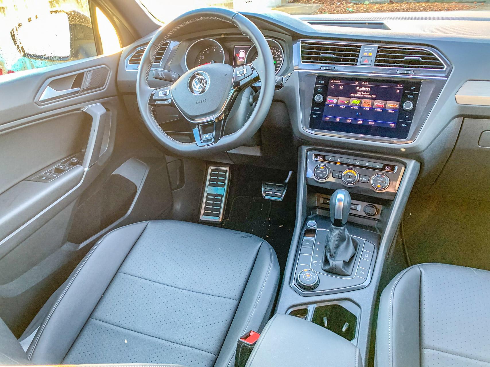 2020 Volkswagen Tiguan SE R-Line Black 4MOTION