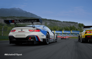 """Watch some """"celebrities"""" race and wreck in Gran Turismo tonight"""