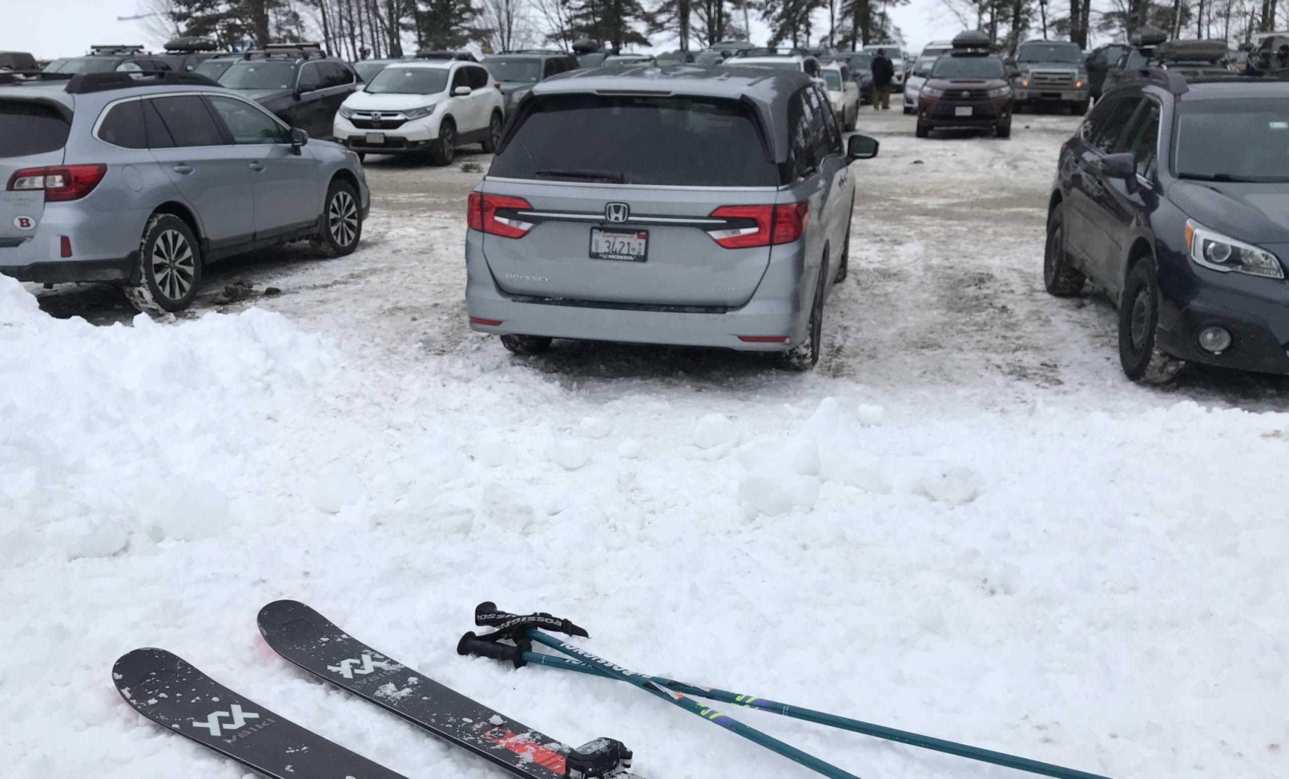 2021 honda odyssey elite mobile ski lounge