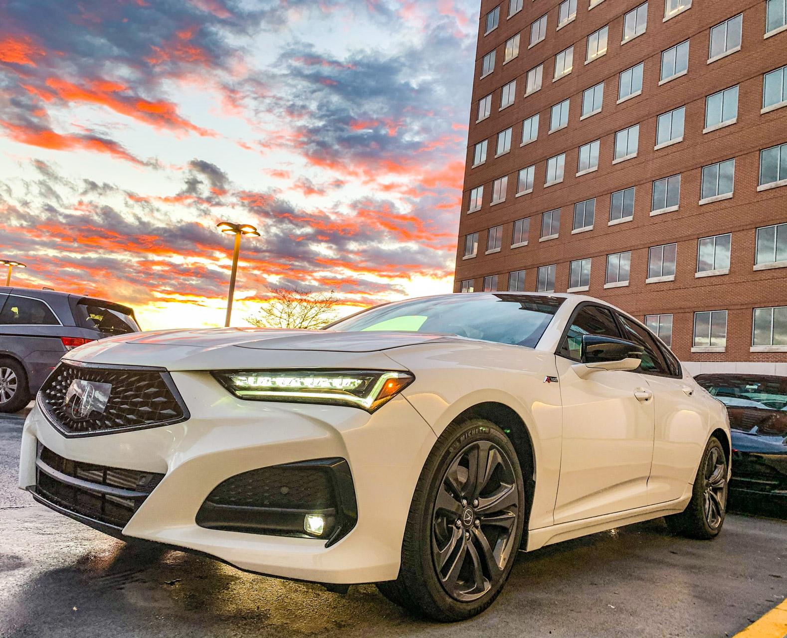 2021 Acura TLX SH-AWD A-SPEC