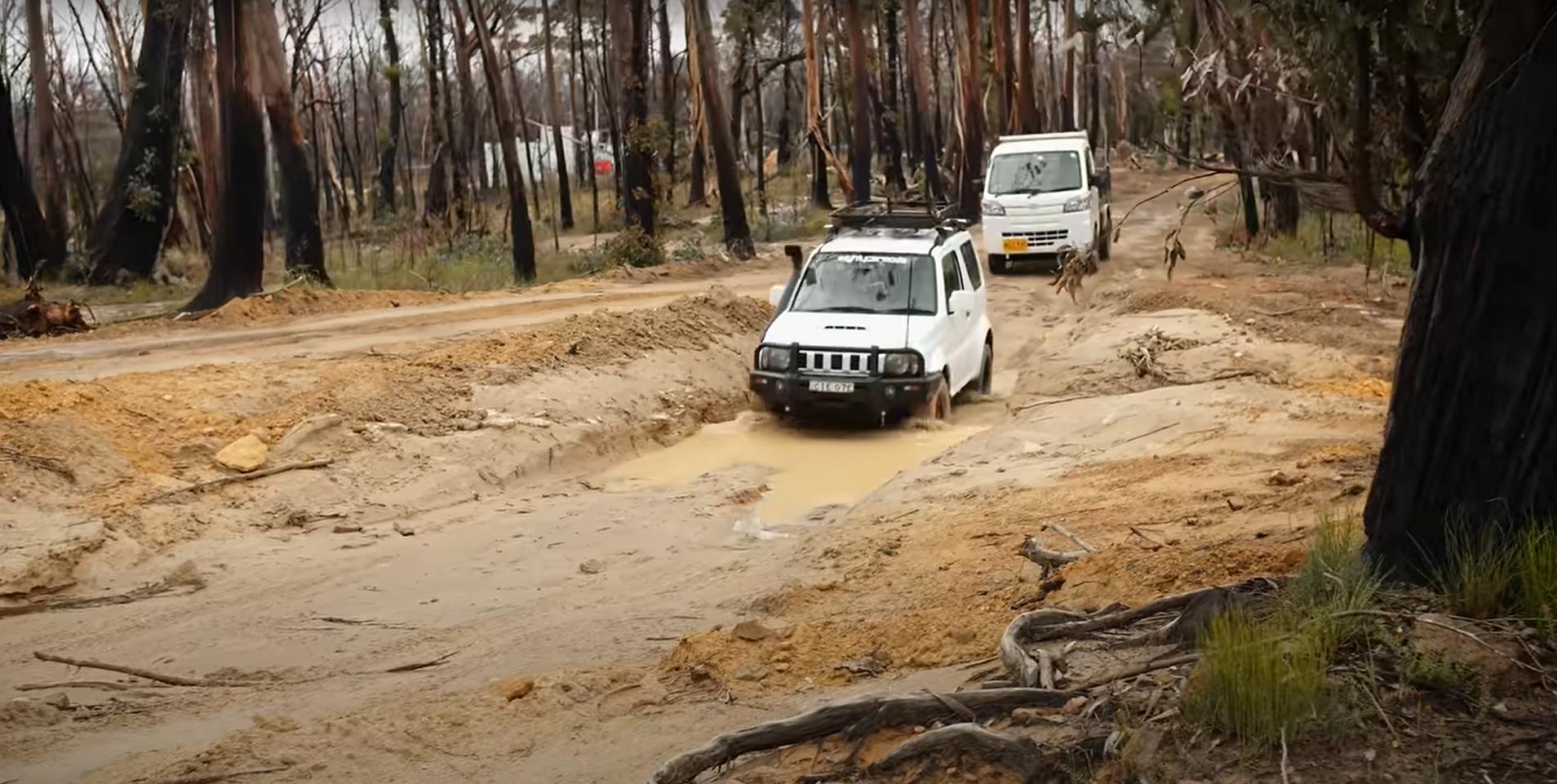 Jimny & Kei Truck - Mighty Car Mods