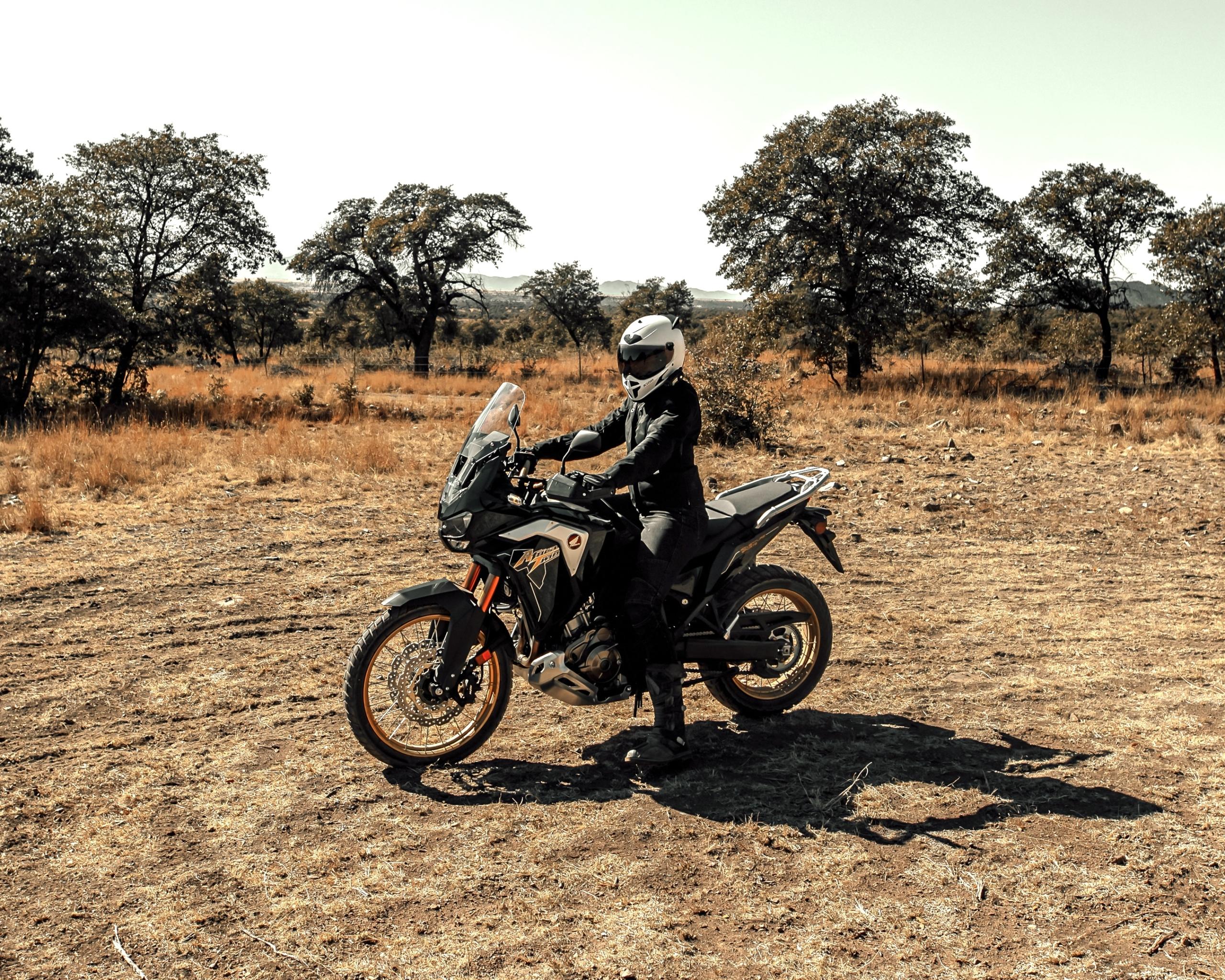 Overland Africa Twin