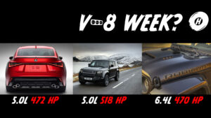 Apparently it's V8 week!