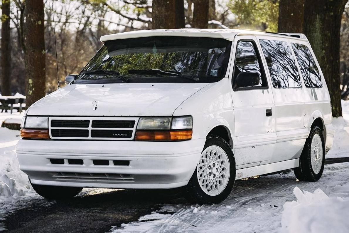 dodge caravan manual gearbox