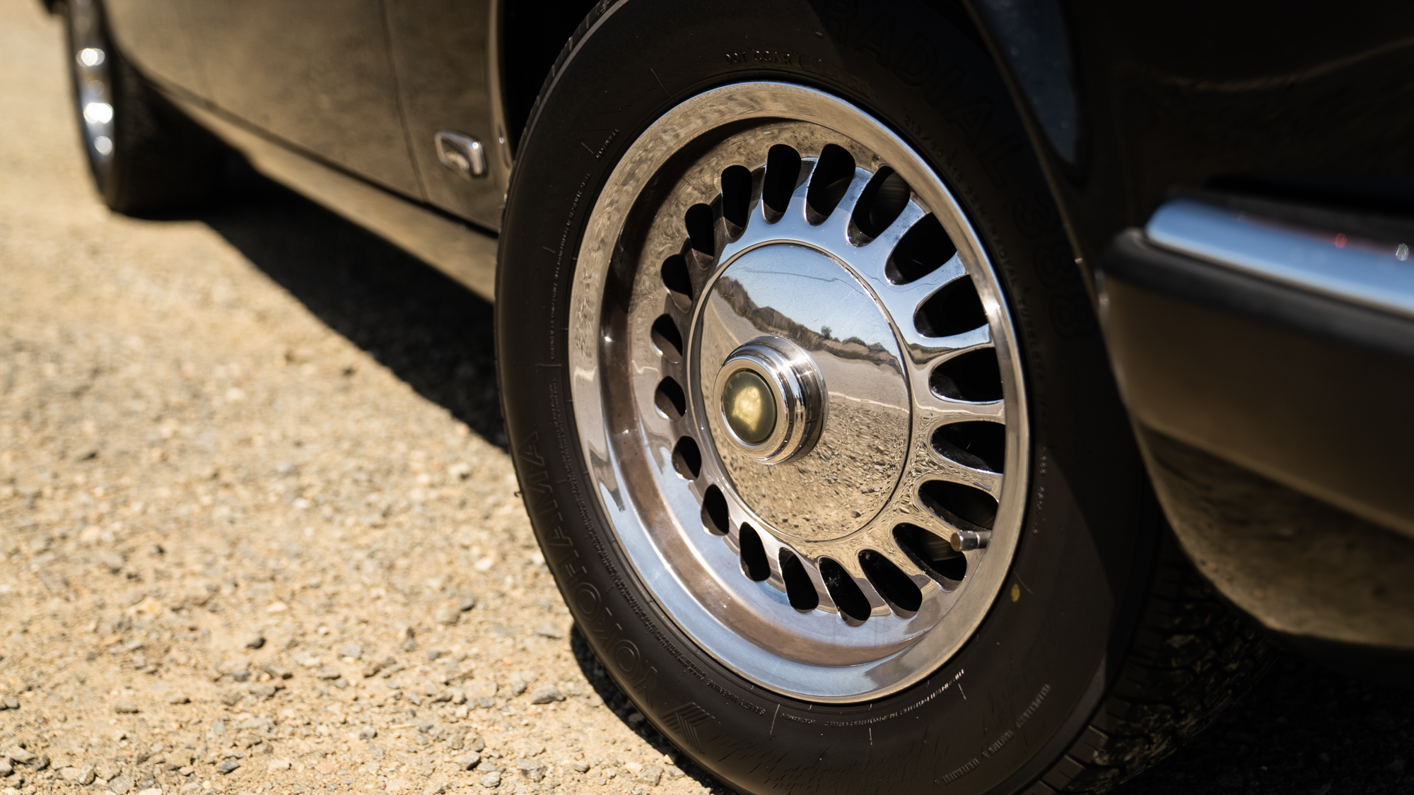 1986 Jaguar XJ6 wheels