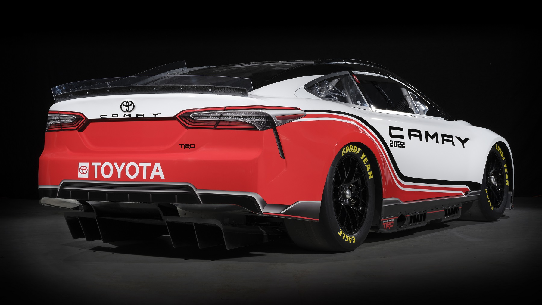NASCAR Cup Series Camry