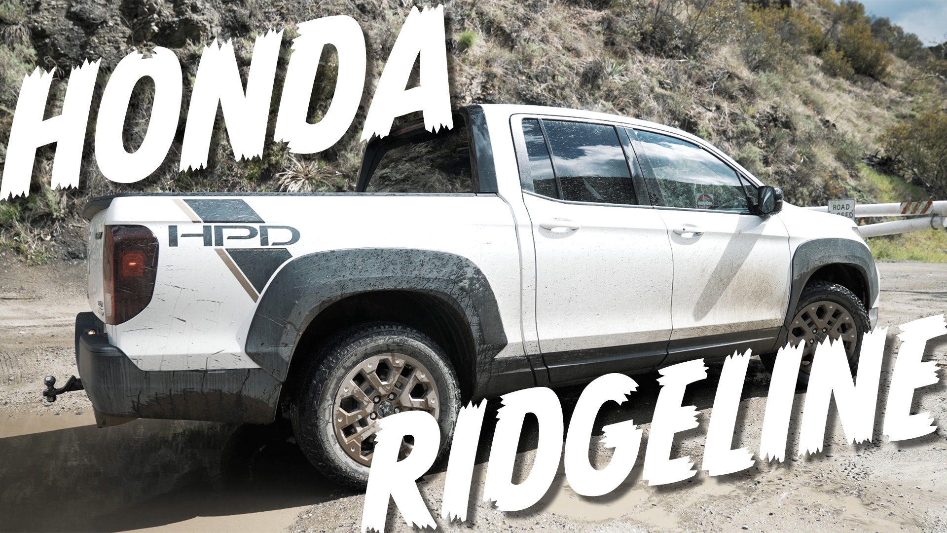 2021 honda ridgeline off road