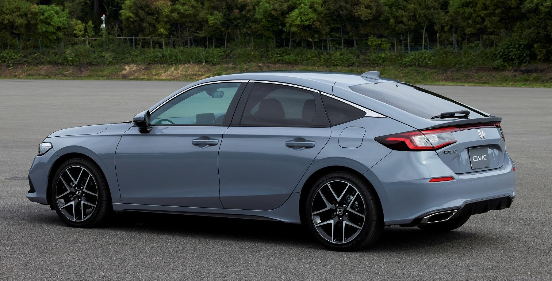 2022 Honda Civic Hatchback - Japan Market Model
