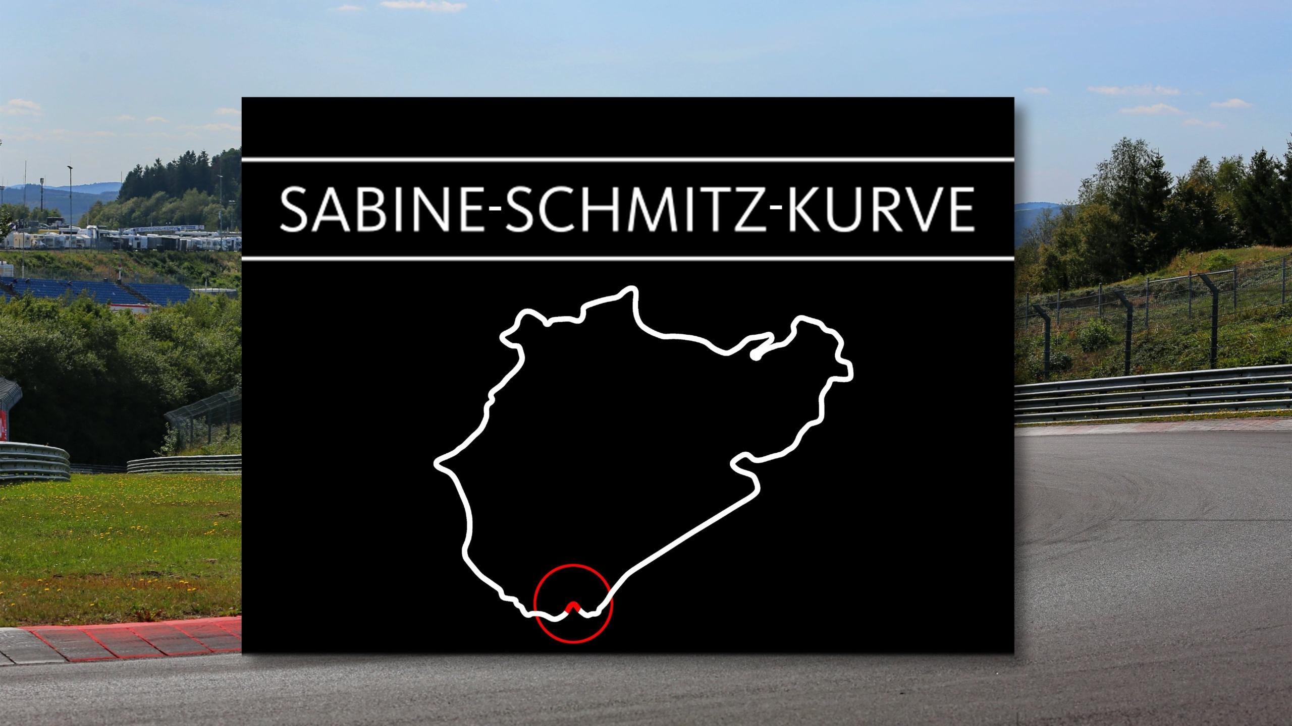 Nurburgring to name a corner after Sabine Schmitz