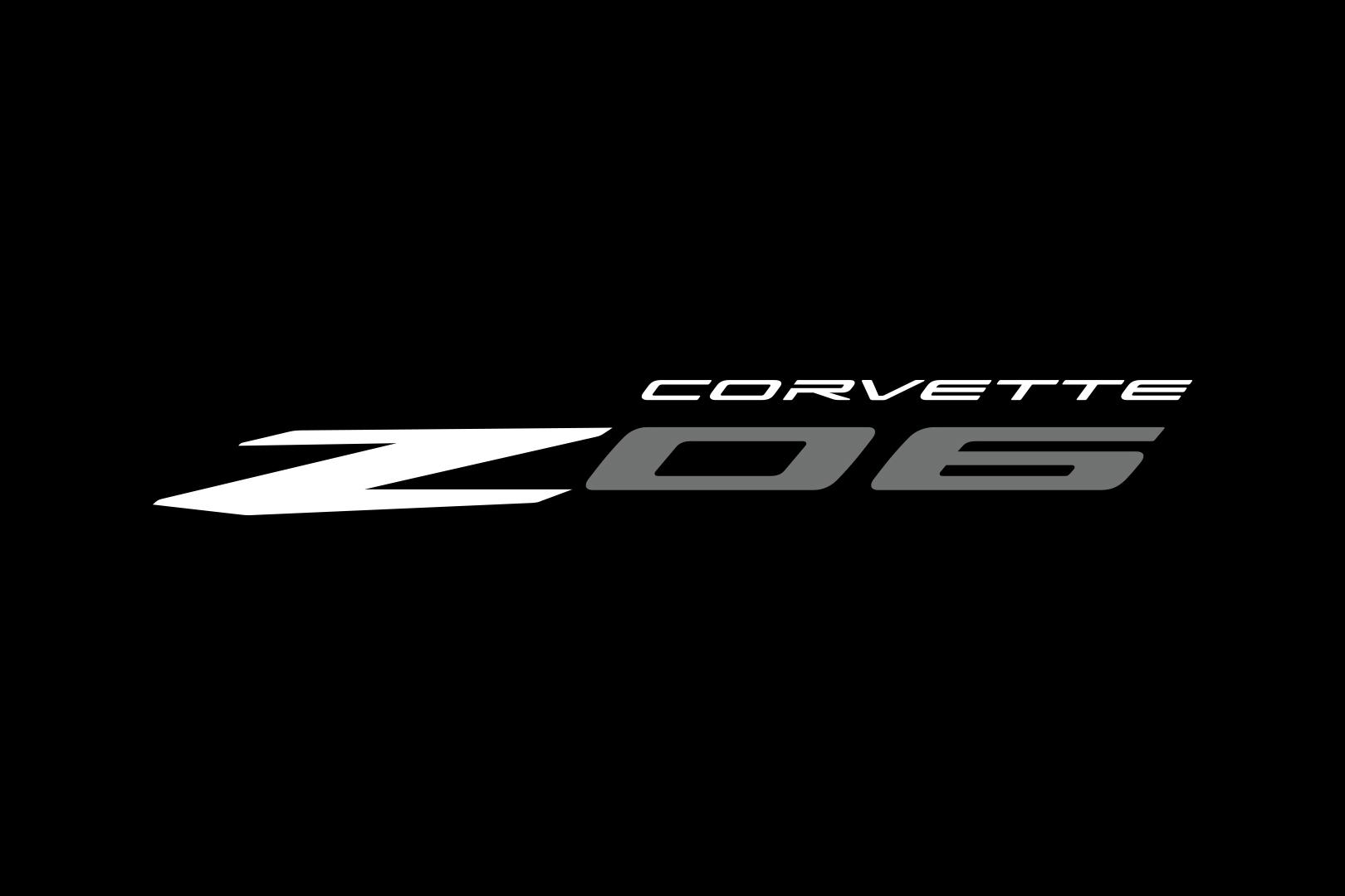 2023 z06 logo