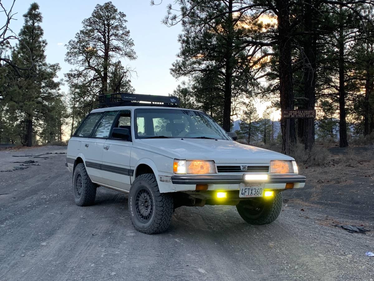 subaru gl wagon for sale